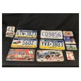 4 Pennsylvania Liscense Plates & Collectibles