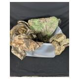 Tote of Hunting Clothes