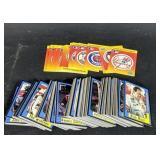 1991 MAXX Nascar Cards & MLB Stickers
