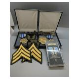 Military Medals & Collectibles
