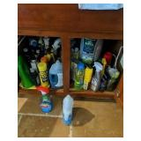 Large Selection of Cleaning Supplies