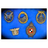 Nazi Germany Badges