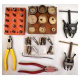 Lionel postwar O gauge Service Station Tools
