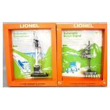 Lionel postwar O gauge Accessories