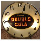 Double Cola Clock