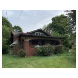 1-1/2 Story Brick Home On Lot In Salem Oh