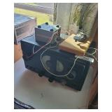Hallicrafters Model S-38 Radio