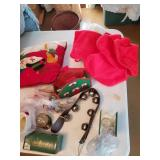 Stockings, Lights, & Assorted Christmas