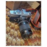 Camera, Lenses, & Case