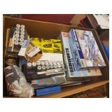 Model Truck& Plane Kits, & Supplies.