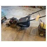 Craftsman Briggs & Stratton 550e Push Mower