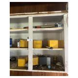 Contents Of Right Of White Hanging Shelf ( Fuel