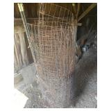 Roll Of Wire, T Posts