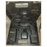 Craftsman Drill, Tool Belt, Bit Set, Heat Gun &