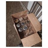 2 Boxes Canning Jars