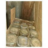 3 Boxes Canning Jars