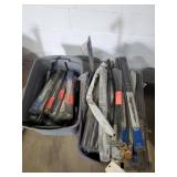 2 Totes Of New Windshield Wipers- Various Sizes