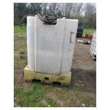 330Gal. Water Tank W/ Pump