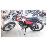 1975 DT125 Yamaha Enduro 125
