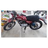 1974 6T80 Yamaha Enduro 80