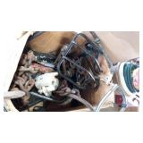 "Black & Decker 71/4"" Circular Saw & 2 boxes of"