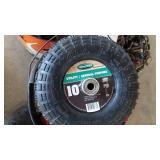 Wheelbarrow Tire & Motorcycle Parts
