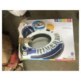 2 Inflatable Rafts & Misc