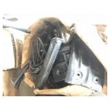 5 Boxes of Misc Motorcycle Parts & Tools
