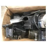 2 Boxes of Misc Motorcycle Parts