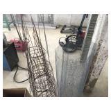 Tomato Cage, Wire & Misc