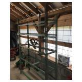 Metal Shelving Units