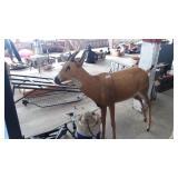 Target Deer, Sweeper & Work Bench