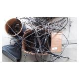 Box of Misc. Cable