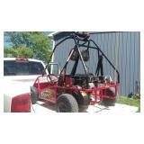 Eliminator 169cc Go Cart