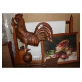 Decorative Chicken, Picture