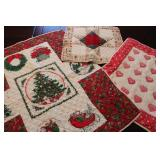 Small Holiday Quilts