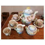 S.g.k. Tea Set
