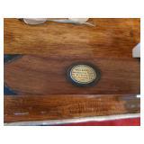 6 Wooden Dice W/ Box