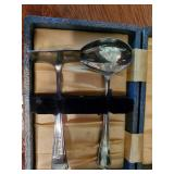 British Spoon Set