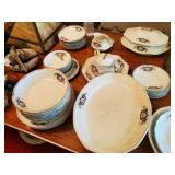 Limoges Usa Service For 4+ Dish Set