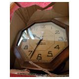New Haven Westinghouse Electric Wall Clock