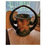 Roseville Vase Has Been Repaired