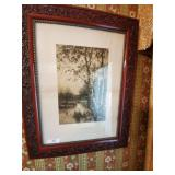 Golden Leaves Picture - J.e.grace 1883