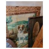 Fox, Dog Pictures & Mirror