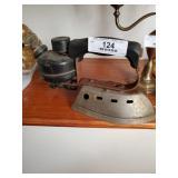 Antique Fuel Iron