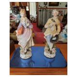 Figures, Candle Holders & Decorations