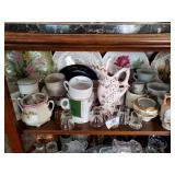 Contents Of China Cabinet Only