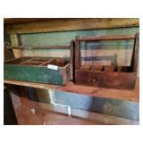 2 Model Nail Boxes