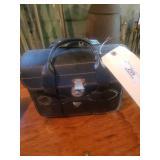 Camera Case W/ 2 Polaroid Cameras