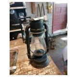 C.t. Ham Mfg. Co. Barn Lantern